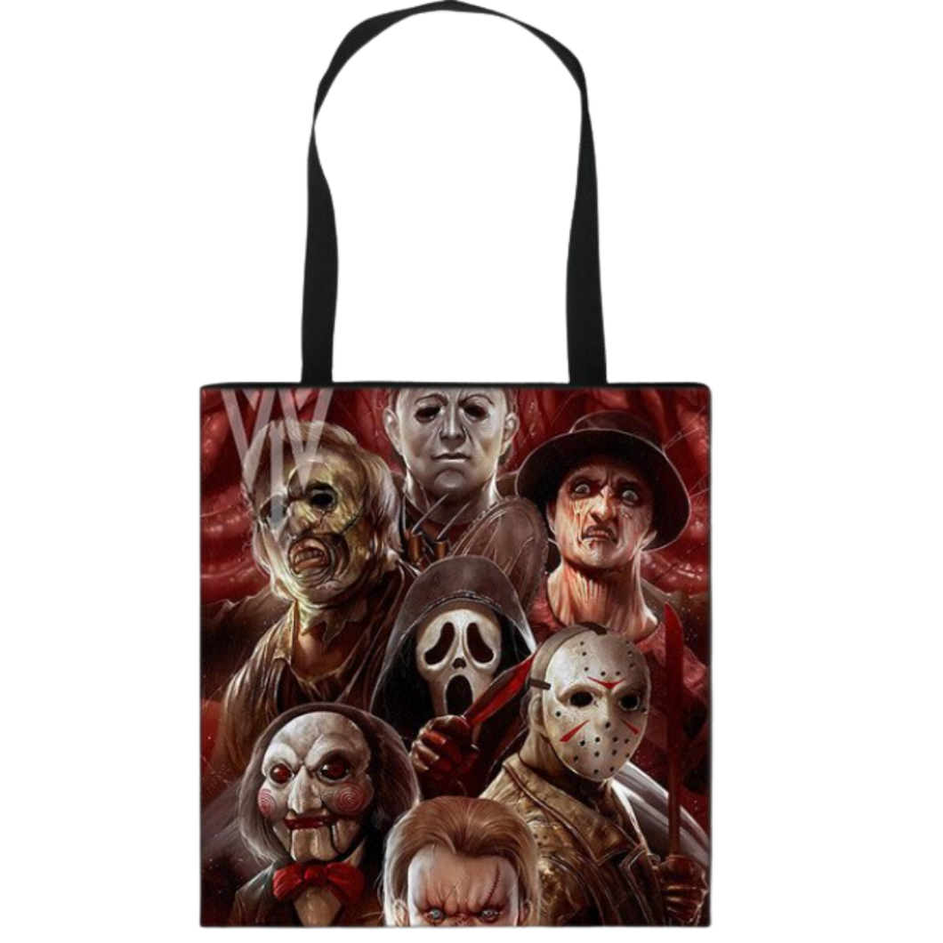 Tote Bag - Horror - Montage