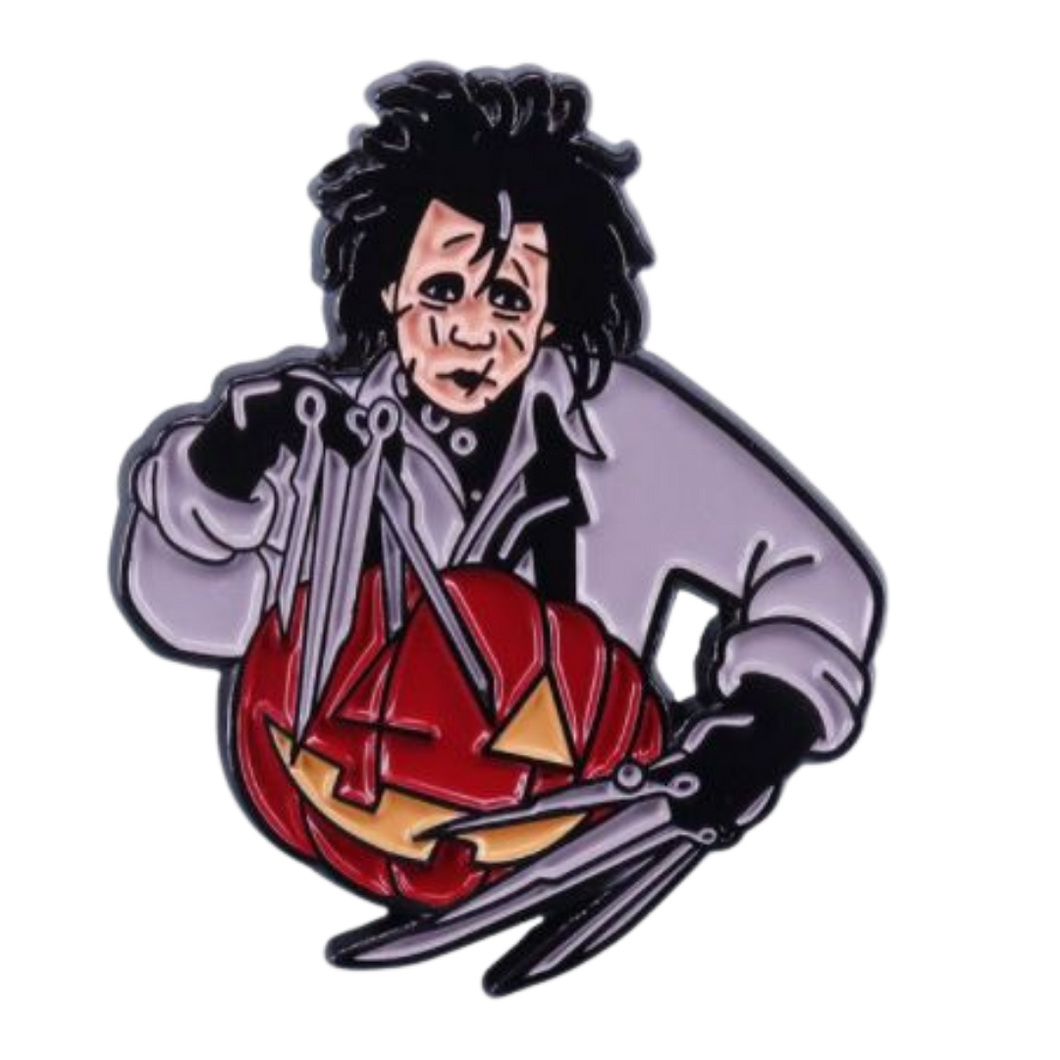 Badge - Edward Scissorhands