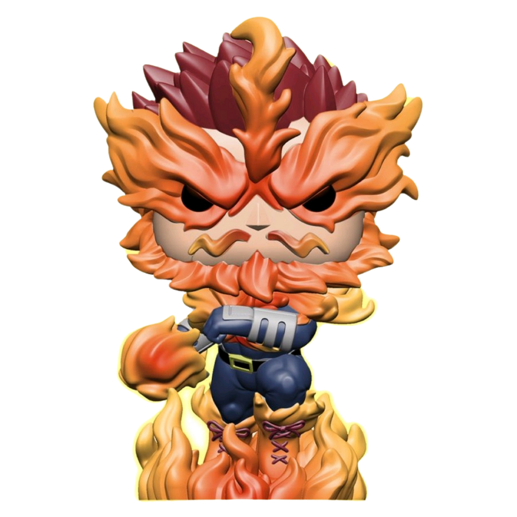 Pop! Vinyl - My Hero Academia - Endeavour Glow US Exclusive