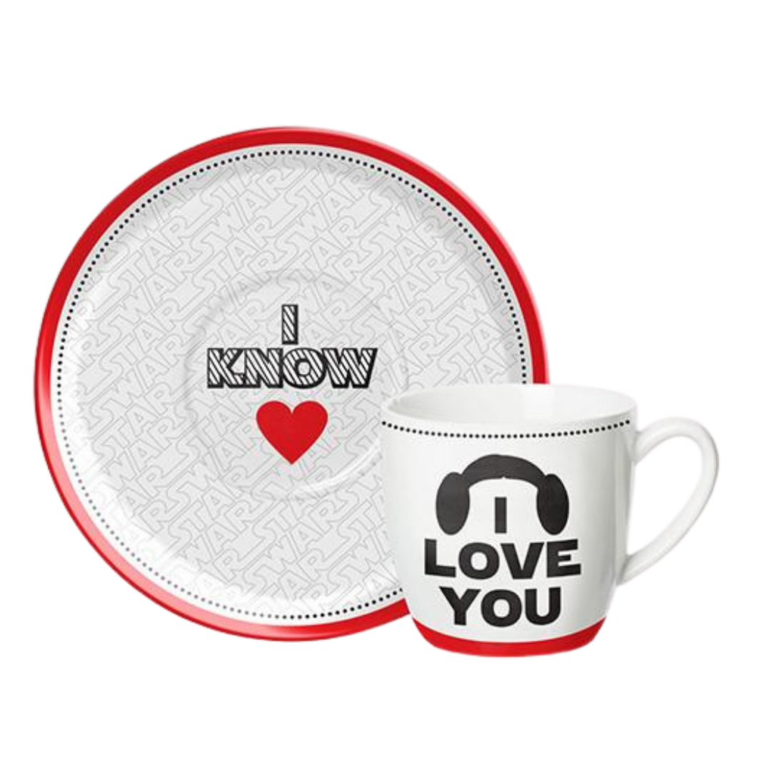Mug and Saucer Set - Star Wars