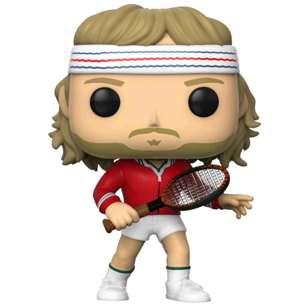 Pop! Vinyl - Tennis - Bjorn Borg