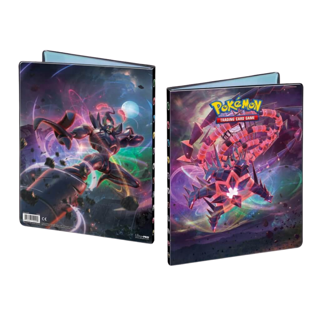 Pokémon – ULTRA PRO Pokémon - Portfolio - 9PKT- Sword and Shield 3 - Darkness Ablaze