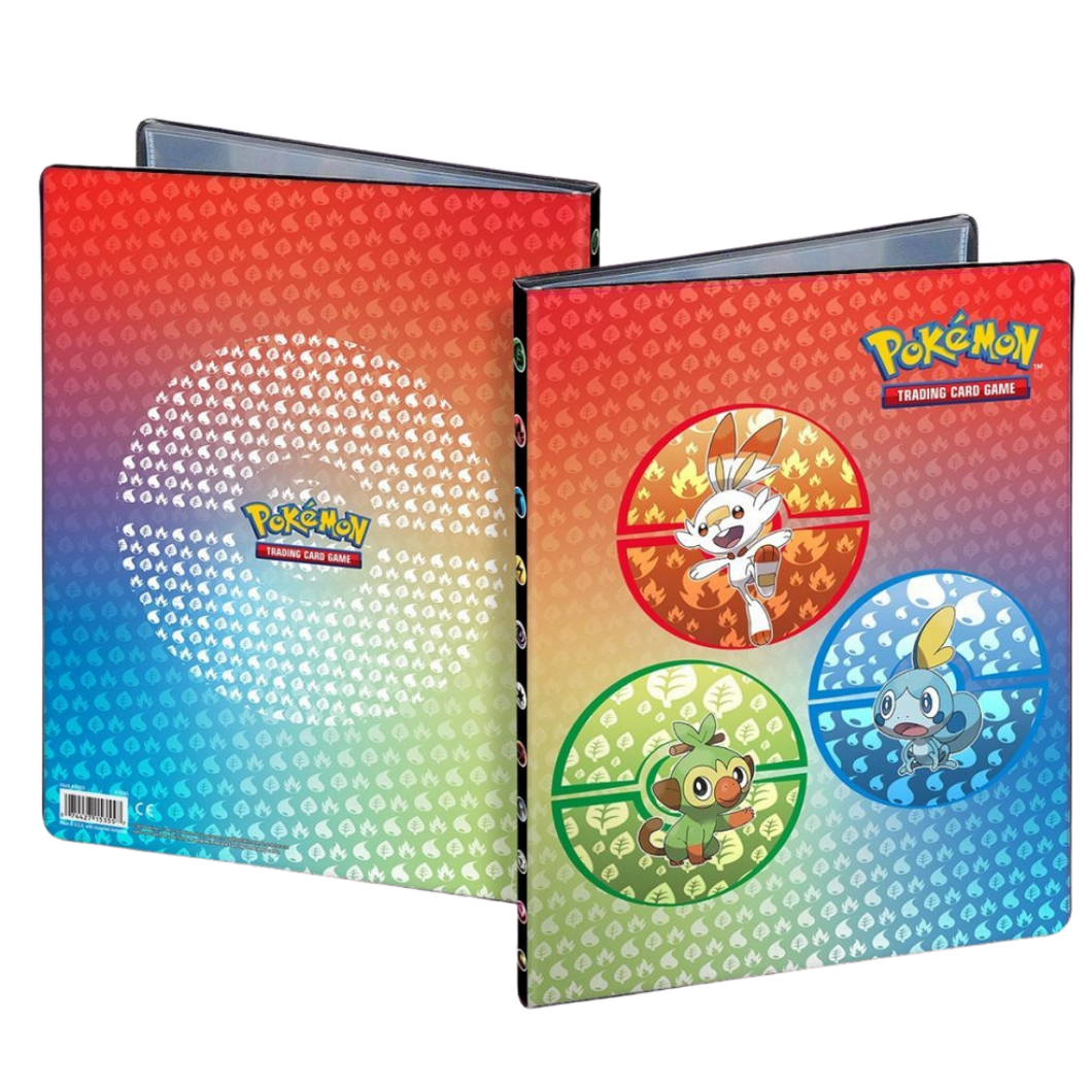 Pokémon – ULTRA PRO Pokémon - Portfolio - 9PKT- Sword and Shield Galar