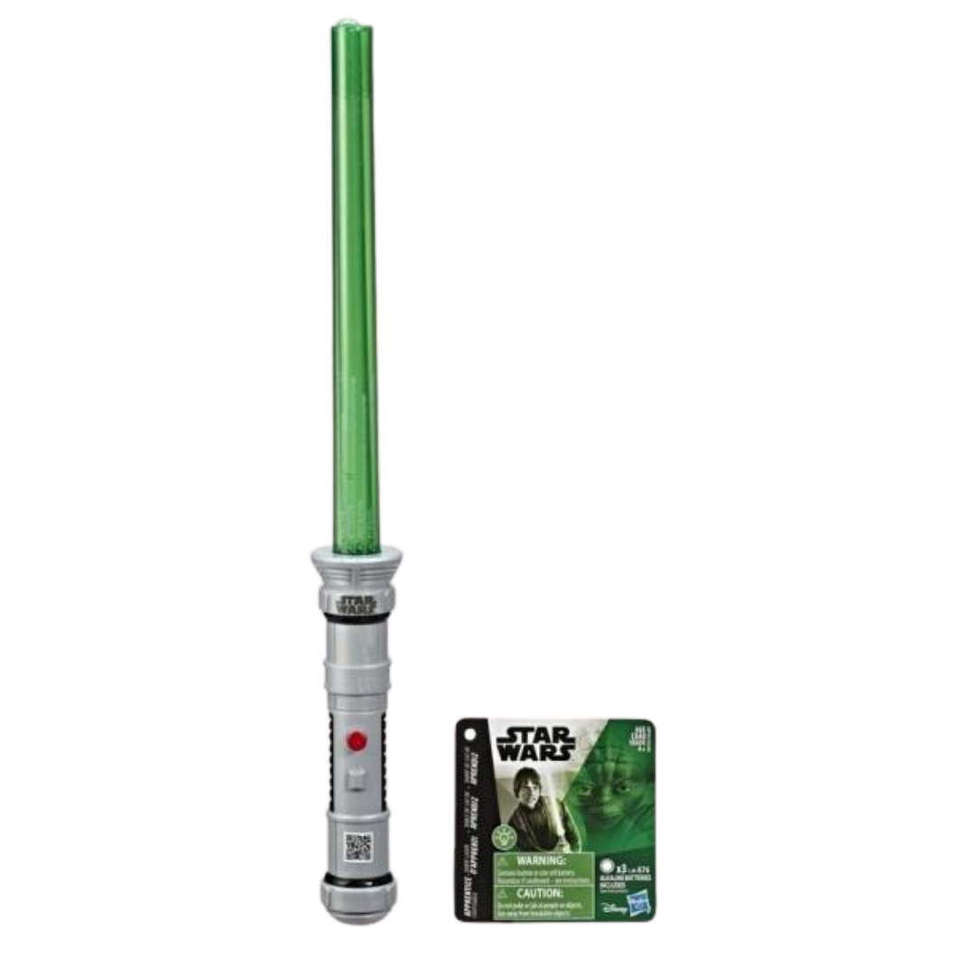 Costume Accessory - Lightsaber (light up) - Green