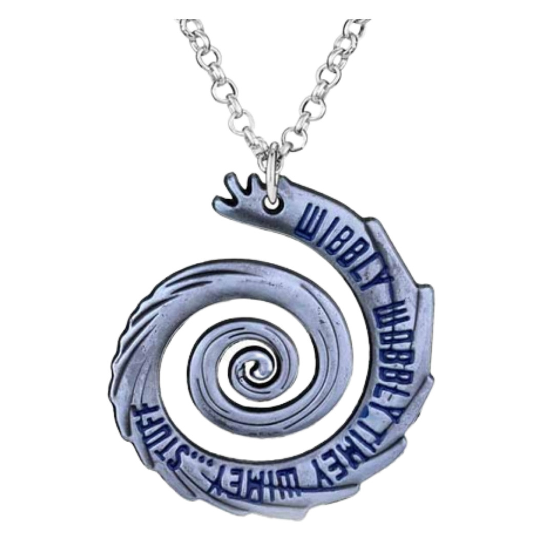 Necklace - Doctor Who - Timey Wimey