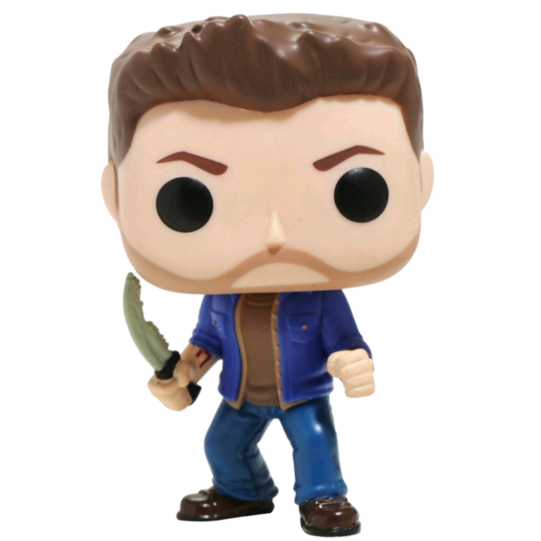 Pop! Vinyl - Supernatural - Dean with First Blade & Mark of Cain US Exclusive