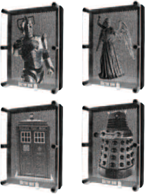 Pin Art - Doctor Who - Dr