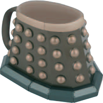 Mug - Doctor Who - Dalek Base 3D Mug