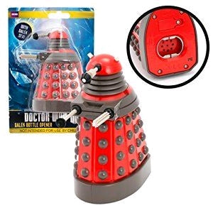 Bottle Opener - Dalek - Doctor Who