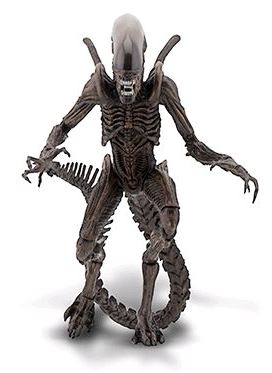 Action Figure - Alien Resurrection - Resurrection Warrior