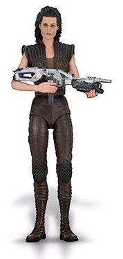 Action Figure - Alien Resurrection - Ripley