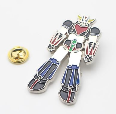 Badge - Voltron