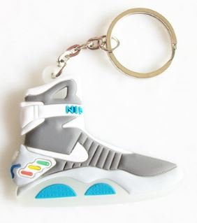 Keychain - Back to the future - Shoes