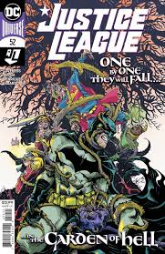 Comic -  Justice League #52