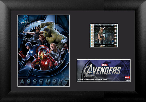 Film Cell - Marvel - The Avengers MiniCell