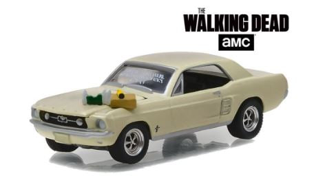 Car - The Walking Dead - 1967 Ford Mustang Coupe