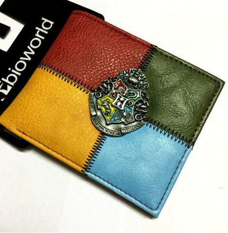 Wallet - Harry Potter - Raised Logo