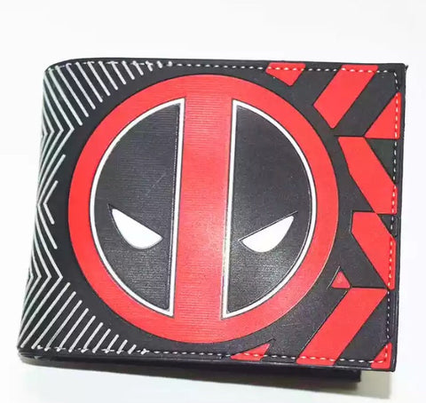 Wallet - Deadpool large logo silicon