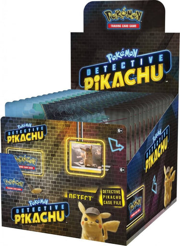 Collector Cards - POKEMON TCG Detective Pikachu Case Files