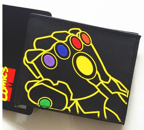 Wallet - Marvel - Infinity Gauntlet 2