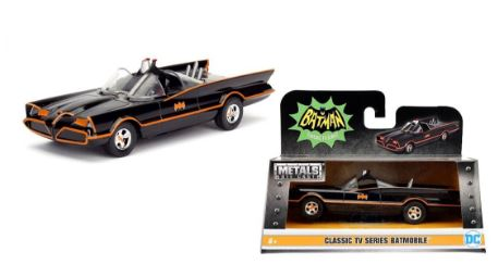 Car - Batman - 1:32 1966 Classic TV Series Batmobile