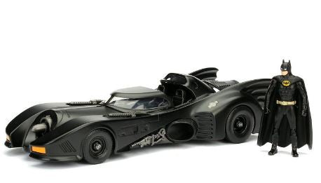 Car - Batman - 1:24 1989 Batmobile with Batman Figure