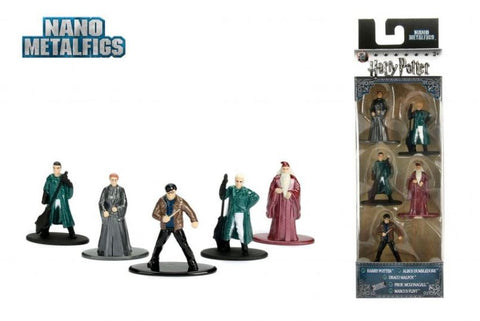 Nano Metalfigs - Harry Potter Five Pack (set 2)