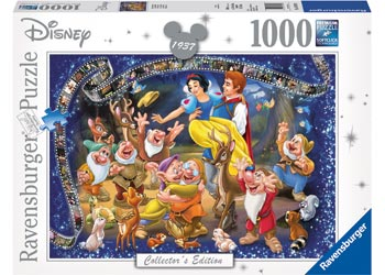 Puzzle - Disney Moments Snow White 1937 Puzzle - 1000 piece