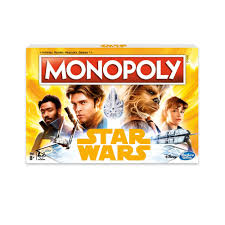 Game - Monopoly - Star Wars