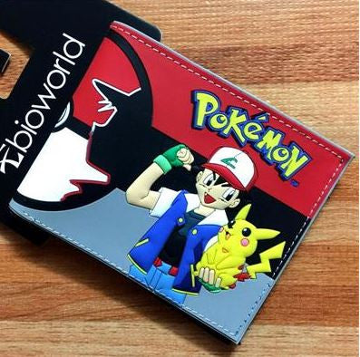 Wallet - Ash & Pikachu - Pokemon