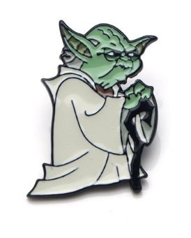 Badge - Star Wars - Yoda