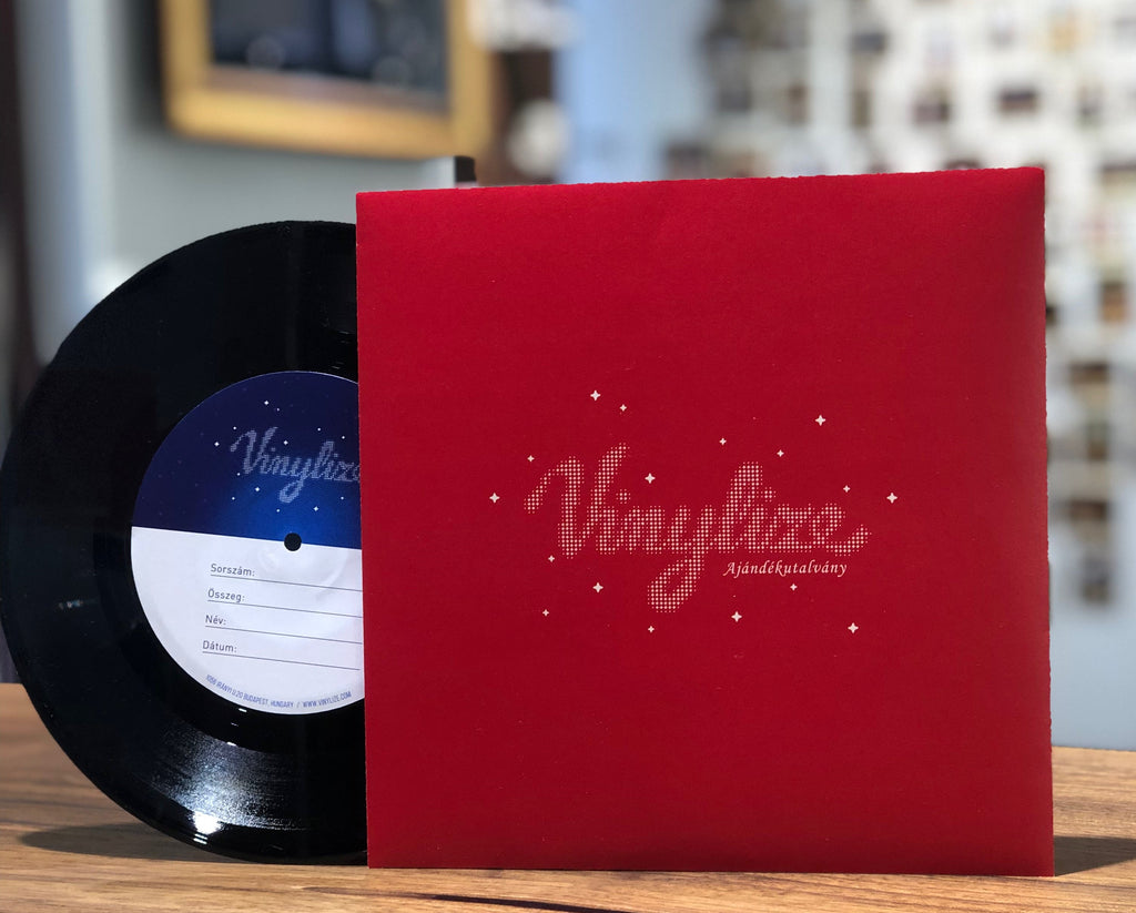 Vinylize Gift Certificate