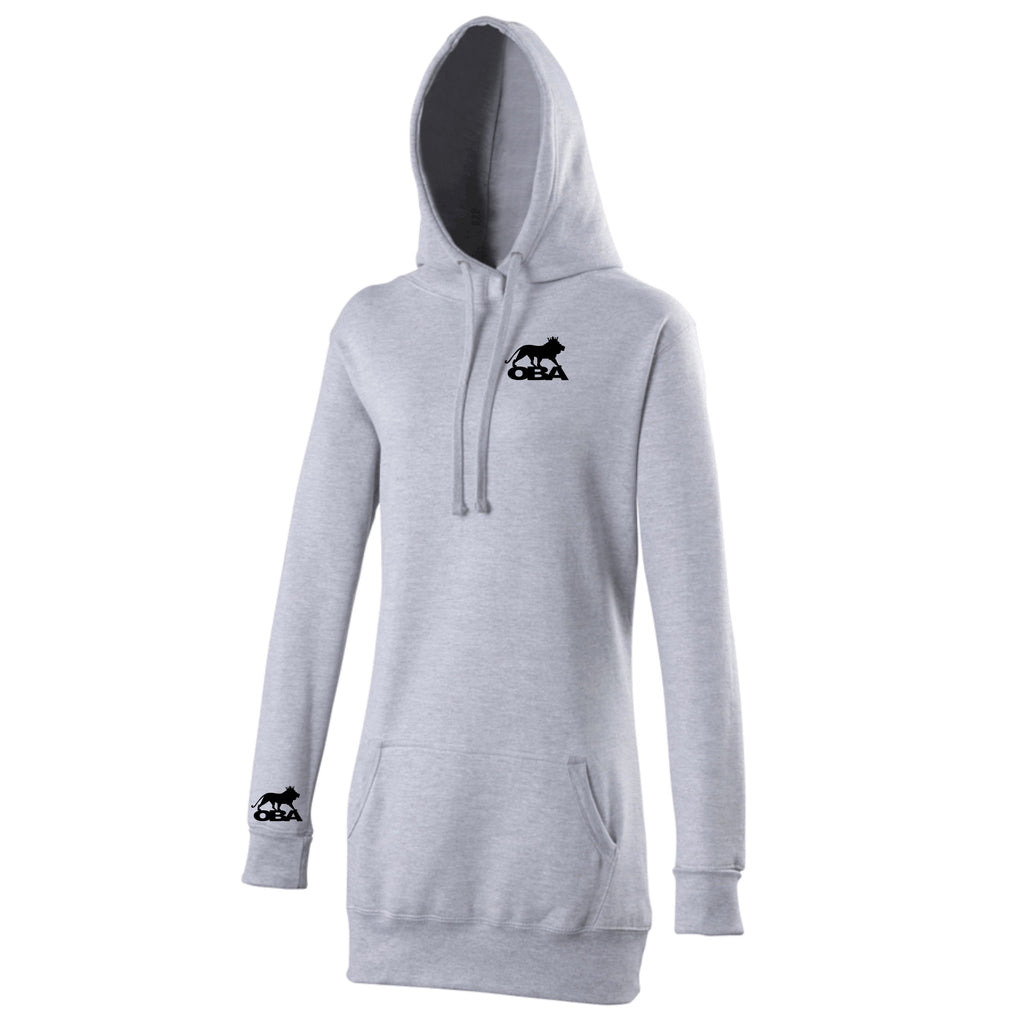 Longline Hoodie Collection