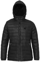 Hooded Padded Jacket Collection