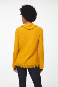 SEDONA SWEATER - MUSTARD