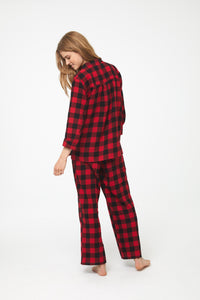 AYLAH PAJAMA SET - HOLLY