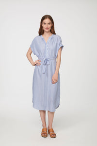 JASMEEN DRESS - AQUATINI