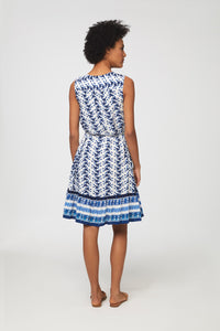 LOU LOU DRESS - LAGUNA