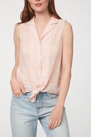POPPY SHIRT - CORAL