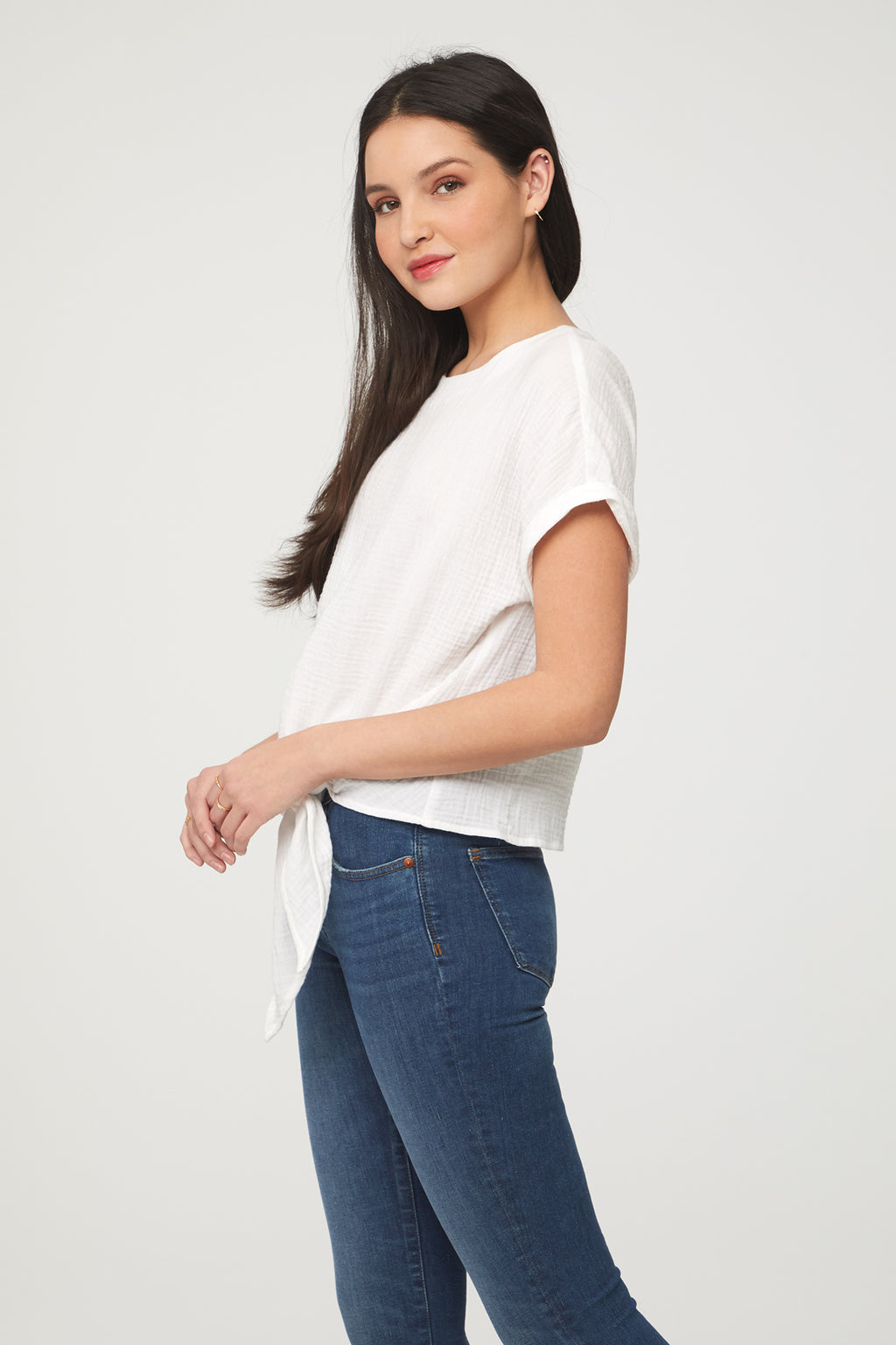 LUMI TOP - WHITE