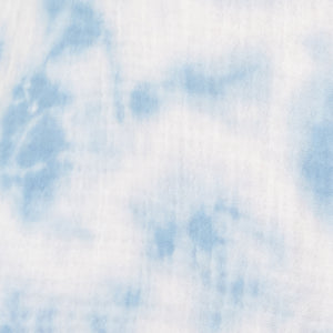 JAMES SHIRT - BLUE TIE DYE