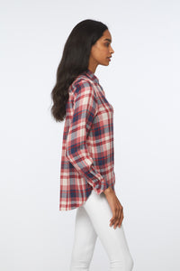 CHARLEY SHIRT - ROSY APPLE