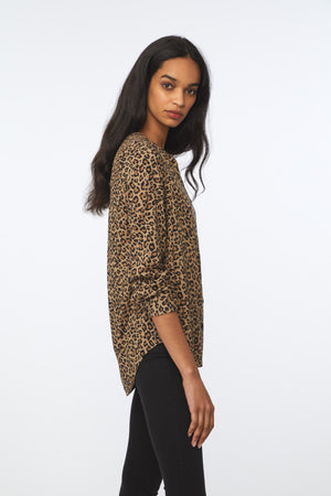 ANNINA SHIRT - ANIMAL