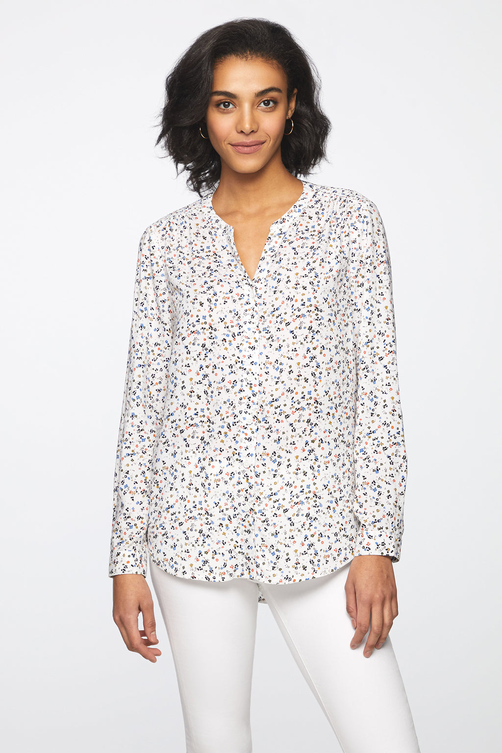 ANNINA SHIRT - SECRET GARDEN