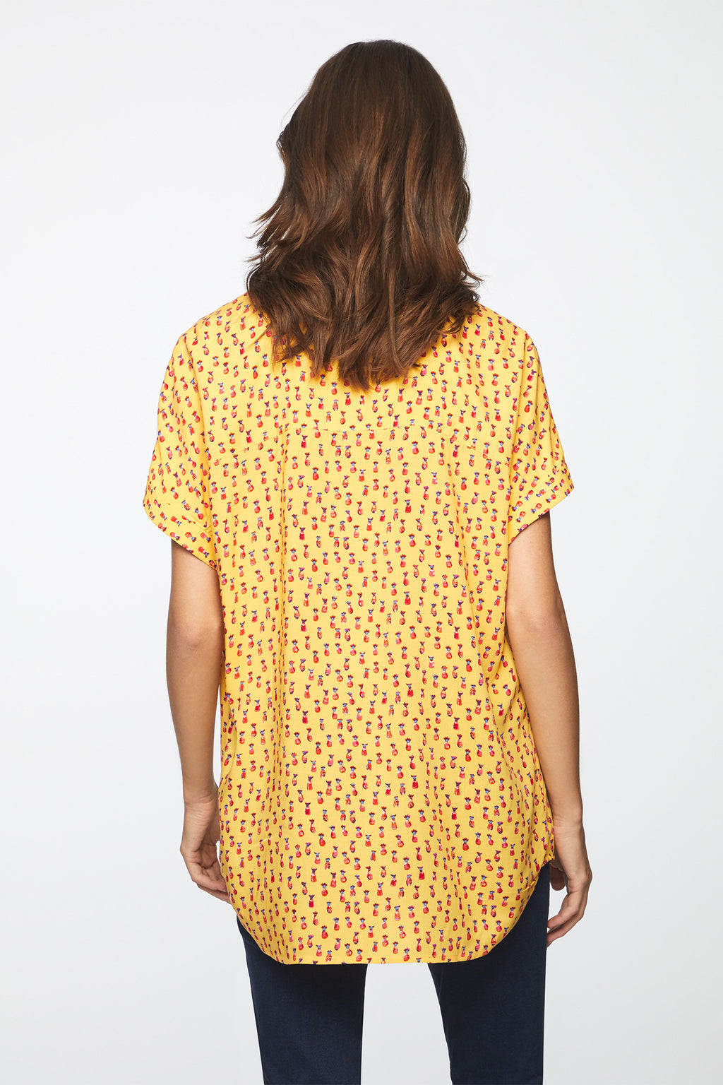 SPENCER SHIRT - MINI PINA