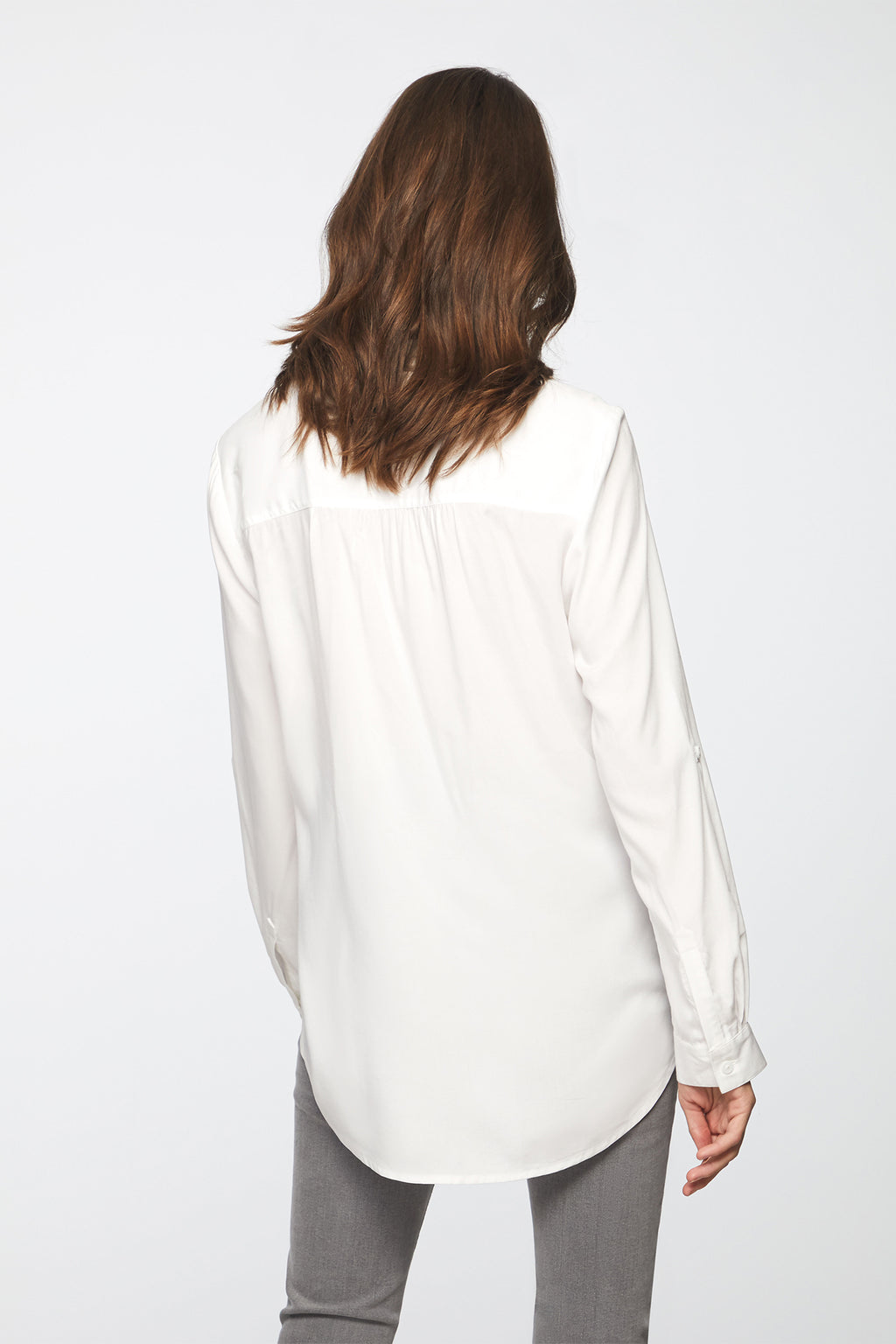AVERY SHIRT - WHITE