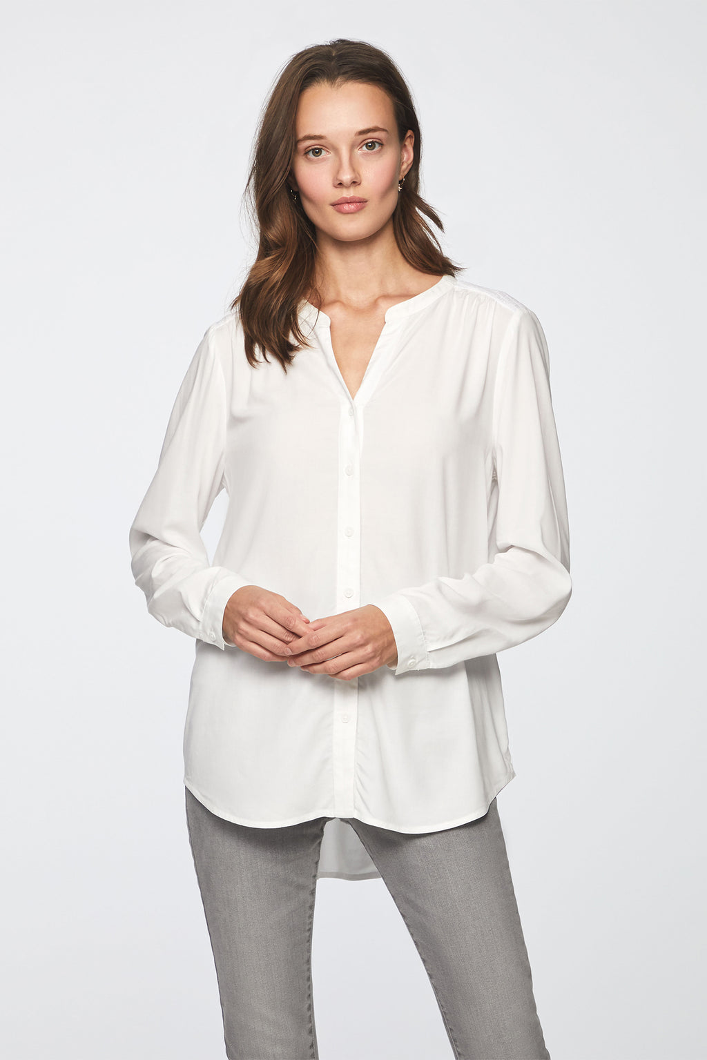 ANNINA SHIRT - WHITE
