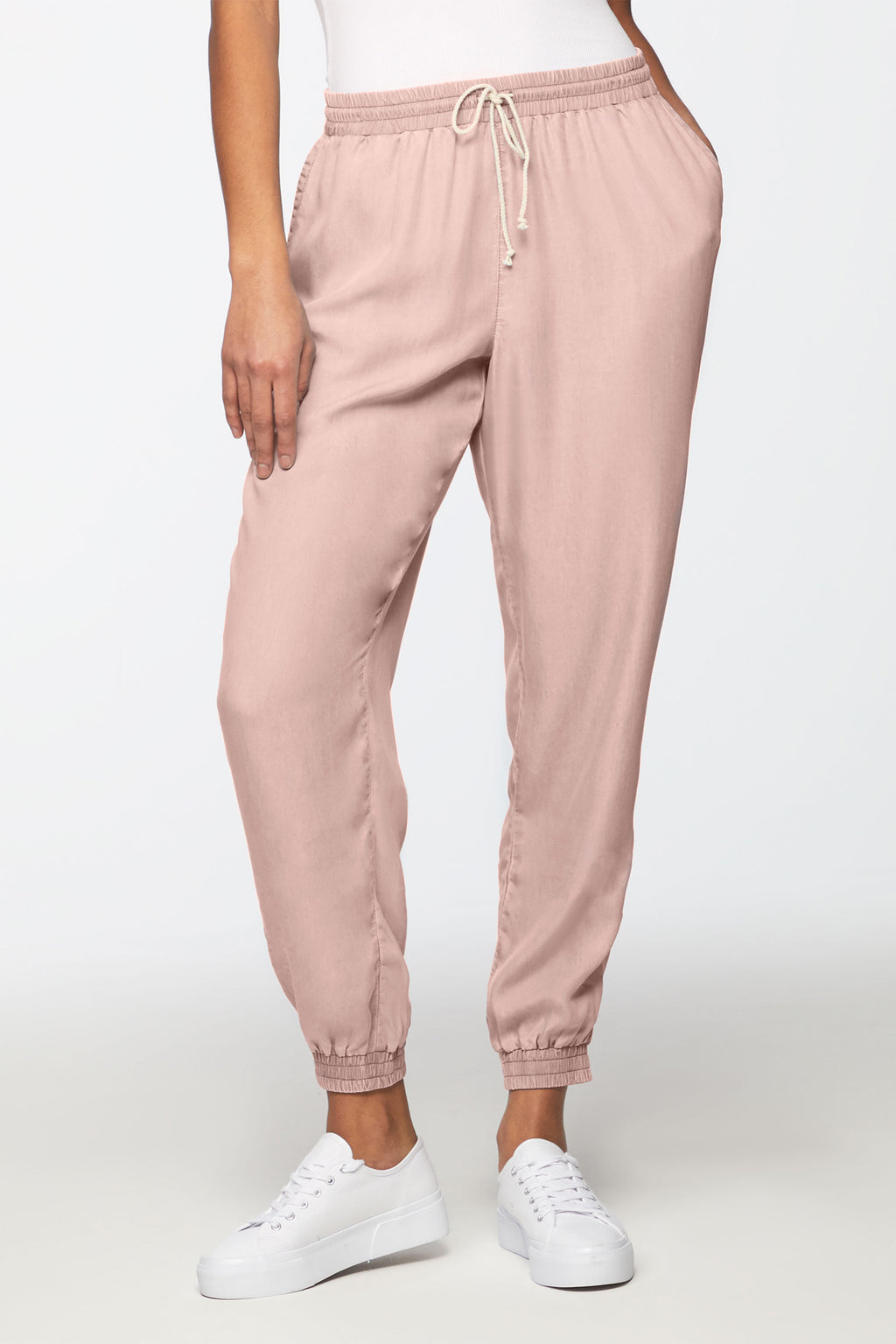DIXIE PANT - DUSTY ROSE