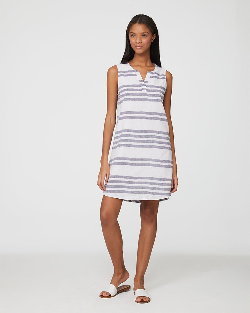 Jaylene Dress - Sky