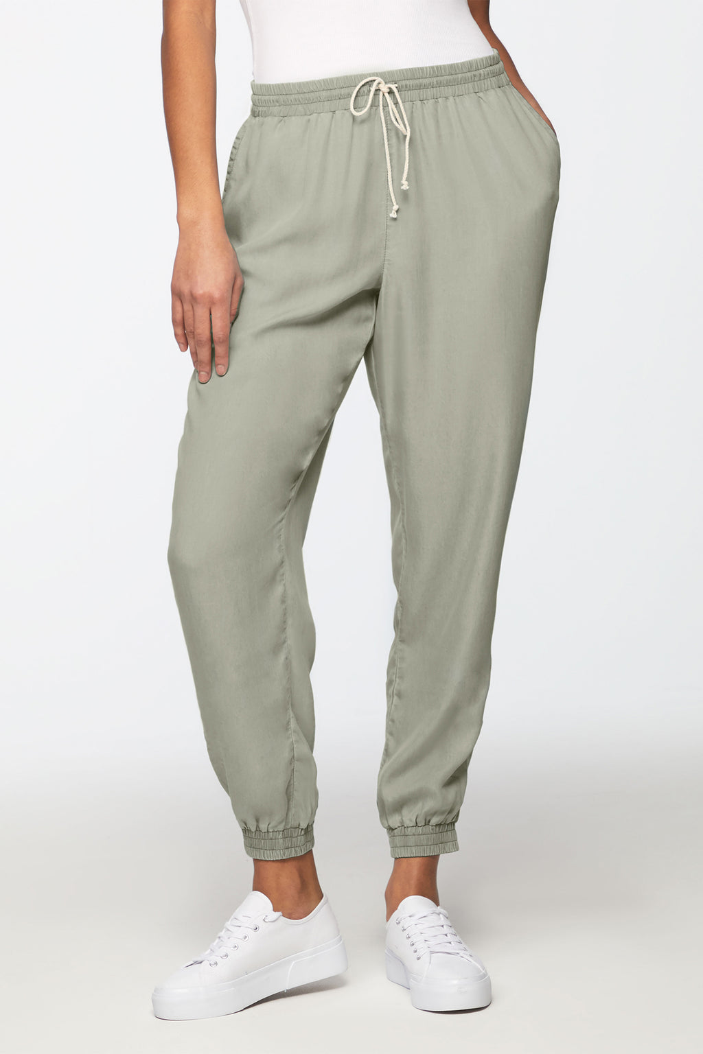 DIXIE PANT - LIGHT SAGE